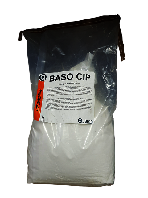 Tunnels de lavage - Circuits - Alcalin simple - Baso CIP