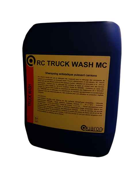 Carosserie - RC Truck wash